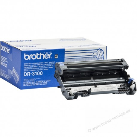 Фотобарабан Brother DR3100 (DR520)